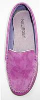 Детские туфли Haliboby сиреневые 36-22