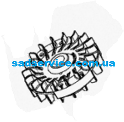 Маховик для мотокосы Solo 137SB, 142, 154