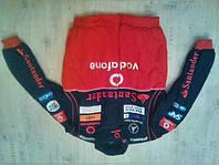 Куртка подростковая Формула-1