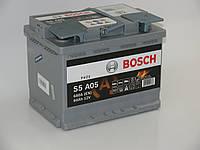 Акумулятор BOSCH S5 AGM 0 092 S5A 050  60Ач