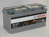 Акумулятор BOSCH S5 AGM SILVER 0092S5A150 105Ач