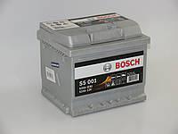 Акумулятор BOSCH S5 SILVER 0 092 S50 010 52Ач