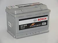 Акумулятор BOSCH S5 SILVER 0 092 S50 080 77Ач