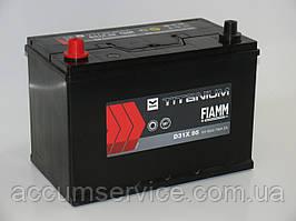 Акумулятор FIAMM black TITANIUM D31X 95