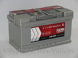Акумулятор FIAMM TITANIUM PRO L4B 85P