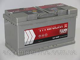 Акумулятор FIAMM TITANIUM PRO L5 100P