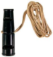 Свисток Trixie Buffalo Horn Whistle для собак из рога буйвола, 6 см