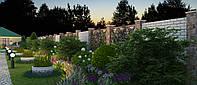 Ландшафтный дизайн, зеленая архитектура, зеленые кровли и сады, озеленение, ландшафтный архитектор и дизайнер