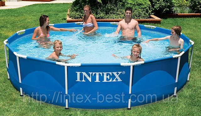 Каркасный бассейн Intex 28200  (305х76 см.)