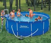 Каркасный бассейн BestWay 56088 (366х122 см.)