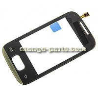 Тачскрин/Сенсор Samsung S5300/S5302 Galaxy Pocket черный high copy
