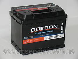Акумулятор Oberon Euro Std 6СТ-60 А1 Евро