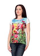 Женская футболка принт фото К2013