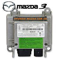 ЭБУ (Электронный Блок Управления) подушек безопасности Mazda 3 BK