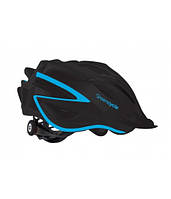 Шлем Green Cycle New Rock размер L черно-голубой матовый