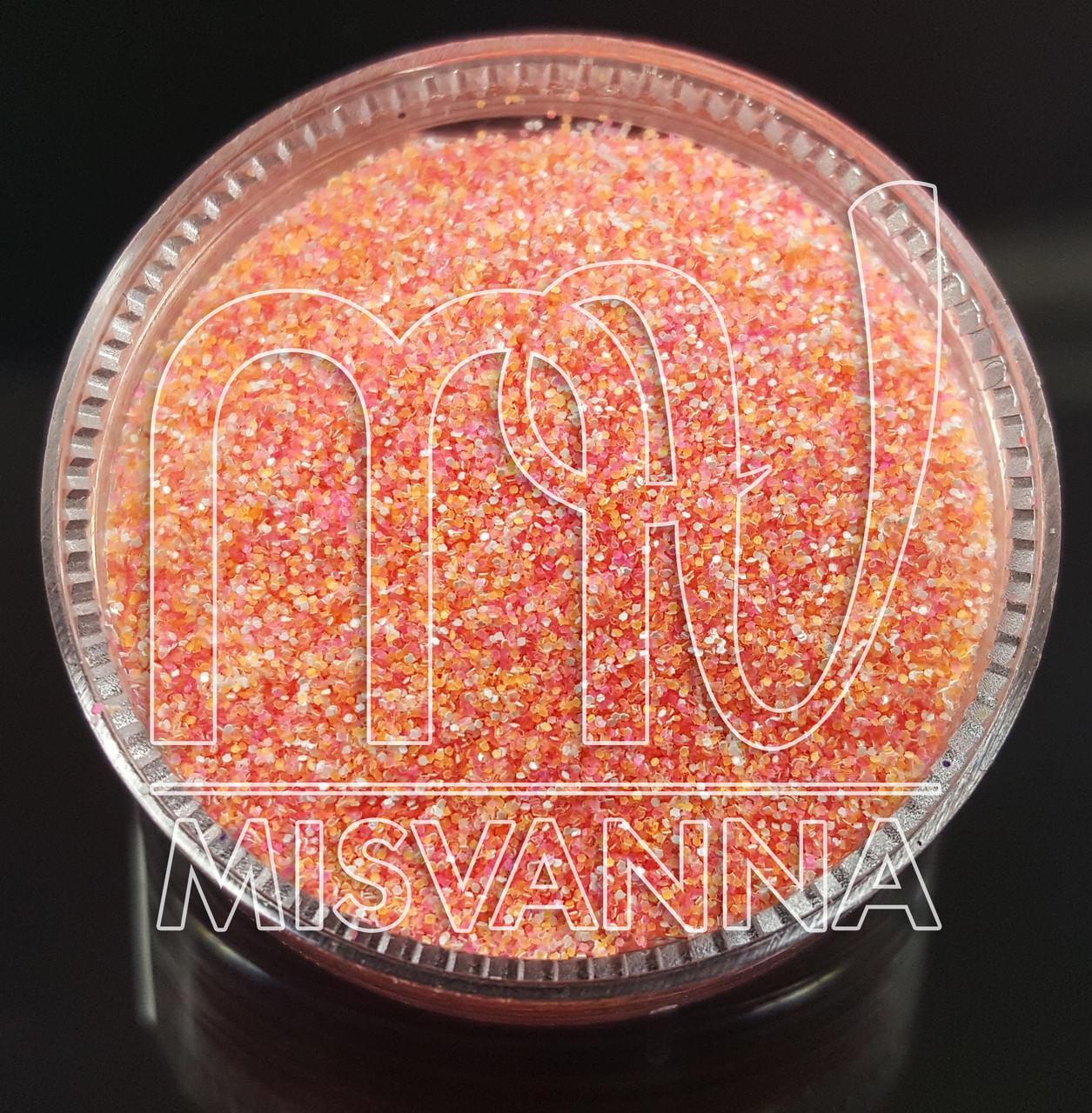 Меланж Master Professional,10 г, №30 оранжевый+корал+белый