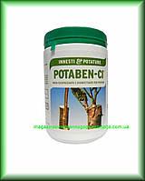Садовая замазка, воск для деревьев, паста при обрезке POTABEN Ci 0,5кг Италия