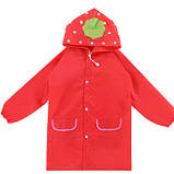 Дождевик плащ детский  Funny rain coat, фото 2