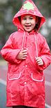 Дождевик плащ детский  Funny rain coat, фото 4