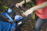 Органайзер для бутылочек и мелочей на ручку коляски, фото 2