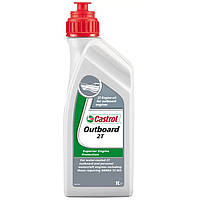 Моторное масло Castrol OUTBOARD 2T 1л.