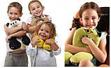 Дорожная подушка детская  1-4 лет, фото 2