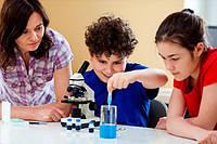 Химическое шоу (интерактивная программа для детей)!