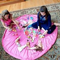 Портативный органайзер для игрушек