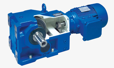 Цилиндро-конический мотор-редуктор Nord Drivesystems