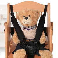 Ремни безопасности для коляски с мягкими накладками на плечи