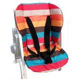 Ремни безопасности для коляски с мягкими накладками на плечи, фото 4