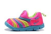 Детские кроссовки Nike Free Run pink