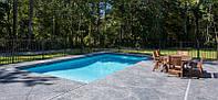 Бетонный бассейн 6х3х1,6