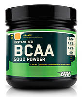 Optimum Nutrition BCAA powder 380 г