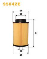 Фільтр паливний MAN 95042E