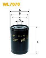 Фільтр оливи WL7070 (WIX)