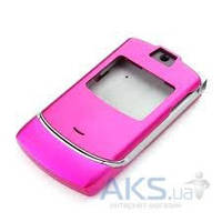 Корпус Motorola V3 Pink