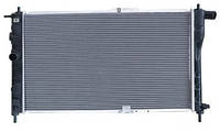 Радиатор охлаждения Daewoo Nexia (1.5 механика) 635*382мм по сотах