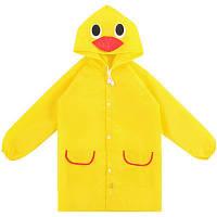 Плащ дождевик детский  Funny rain coat