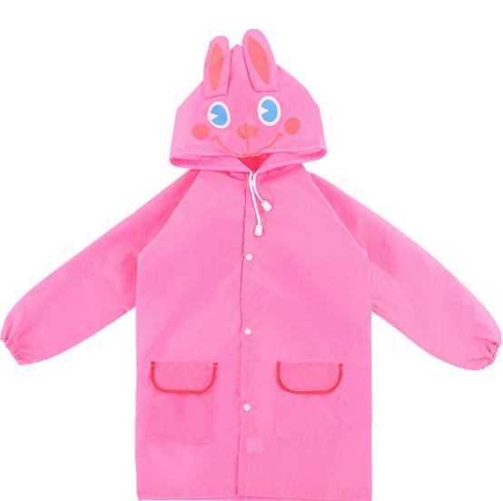 Дождевики детские на кнопках  Funny rain coat, фото 1