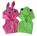 Дождевики для детей Funny rain coat, фото 4