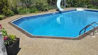 Бетонный бассейн 12х6х1,6