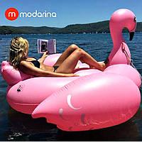 Modarina Надувной матрас Фламинго 200 см, фото 1
