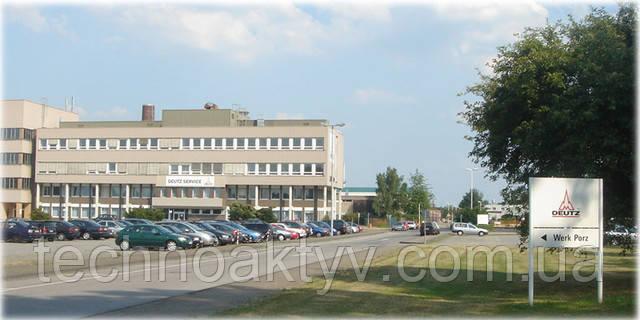 Головной офис Deutz находится в кельнском районе, в городе Porz. (Порц).