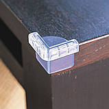 Защита  силиконовая на углы - 2,7 см высота, фото 4