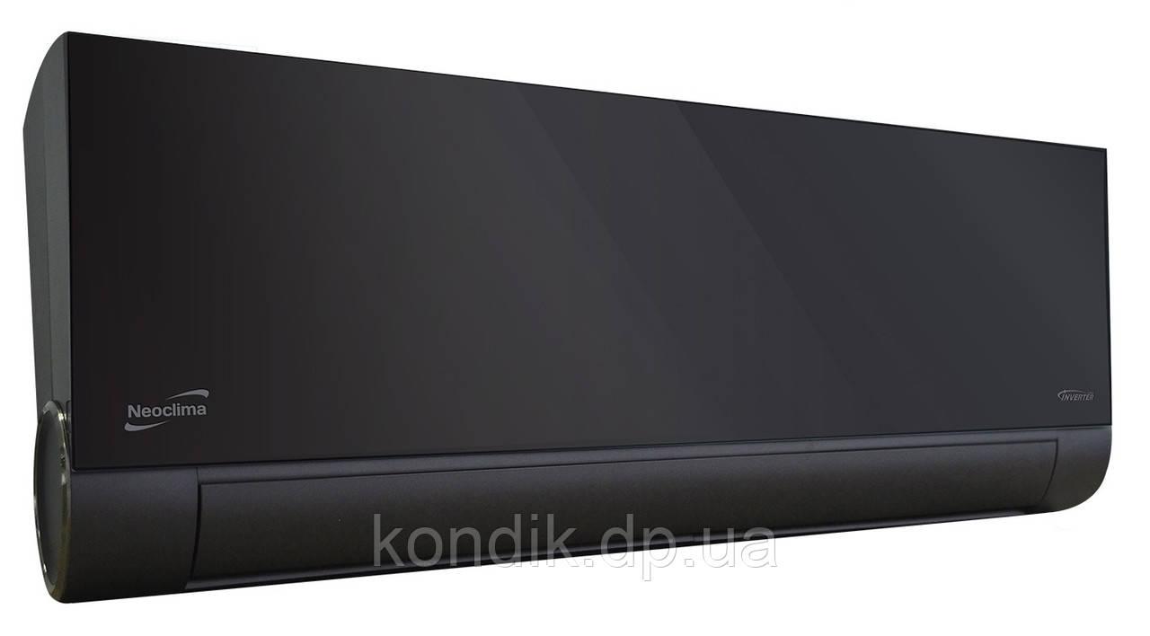 Кондиционер Neoclima ArtVogue NS/NU-12AHVIwb Black Inverter Wi-Fi