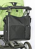 Карабин-крюк на коляску для сумок, пакетов., фото 3