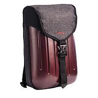Рюкзак шкільний ZiBi каркасний Exception Black ZB16.0219EB