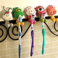 Держатель для зубной щетки на присоске детский