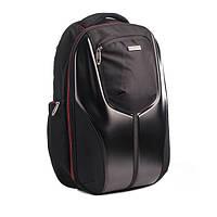 Рюкзак школьный ZiBi каркасный Matrix Black ZB16.0223MB